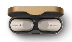 Bluetooth наушники Sony-3