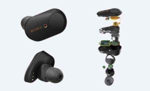 Bluetooth наушники Sony-4