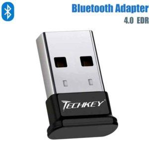 TECHKEY Bluetooth Adapter 4.0