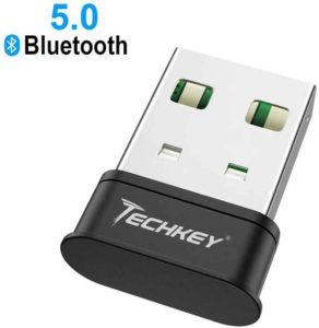 Techkey USB Mini Bluetooth 5.0