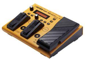 Цифровой гитарный процессор BOSS GP-10S-1