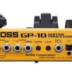 Цифровой гитарный процессор BOSS GP-10S-5