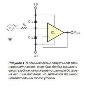 Буферный усилитель-1