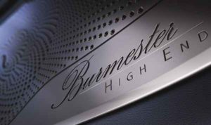 Аудио система Burmester High End-3
