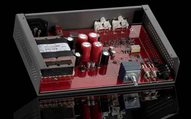 ЦАП усилителя для наушников-3