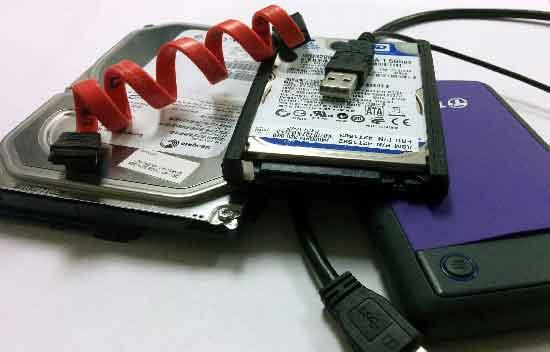 Что такое HDD