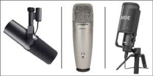 Микрофон и гарнитура
