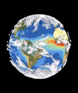 Моделирование климата Земли