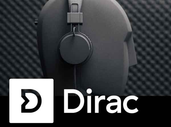 Dirac 3D Audio