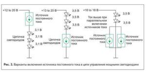 Светодиодные драйверы для авто-3