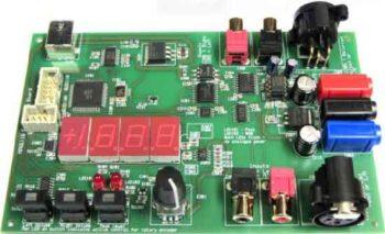 Электронные регуляторы громкости-01