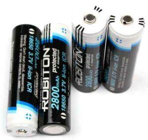 Фонарь аккумуляторный светодиодный мощный-6
