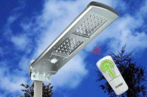 Уличный led светильник-1