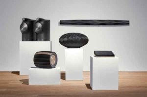 Bowers & Wilkins formation-suite
