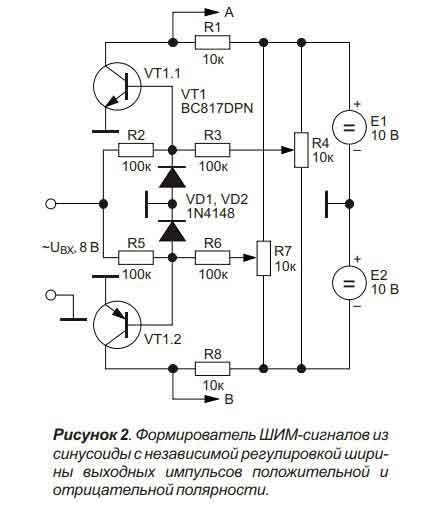 формирователи сигналов-2