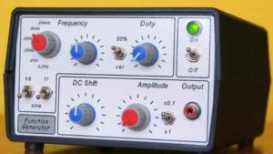 Генератор частот-1