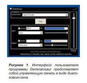 Генератор синусоидального сигнала-1