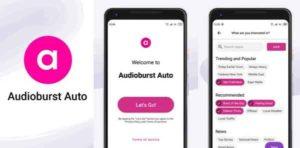 Audioburst Auto-3