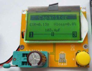 Многофункциональный измеритель ESR-RLC-8