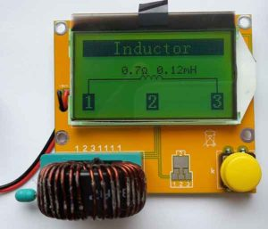 Многофункциональный измеритель ESR-RLC-10