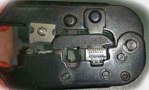 Ethernet rj 45 картинки схема подключения. Обжим коннектора RJ-45 с 8 проводами по цветовой схеме
