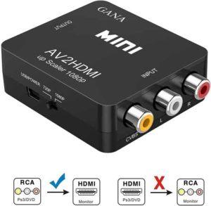 GANA RCA to HDMI