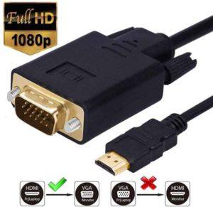 Wonlyus HDMI to VGA Converter