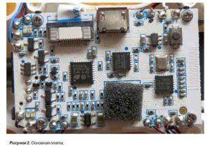 Радиоуправляемый квадрокоптер Hubsan FPV X4-3