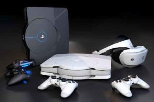 Игровая консоль PlayStation-1