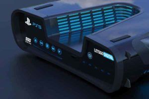 Игровая консоль PlayStation-2