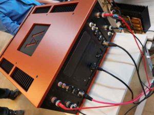Задняя панель Vitus Audio SIA-030