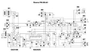 Инвертор сварочный ARC-200-8