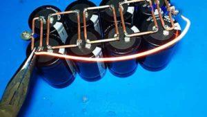 Сборка суперконденсатора-3