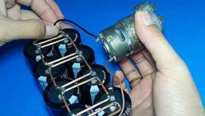 Сборка суперконденсатора-4