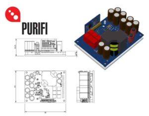 Purifi Audio снижает искажения в громкоговорителях