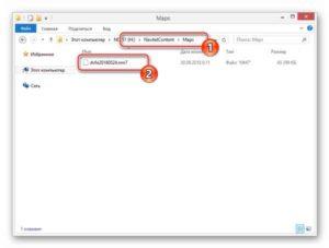 Как обновить карты на навигаторе Explay-10