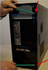 Как подключить жесткий диск к компьютеру-2