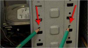 Как подключить жесткий диск к компьютеру-6