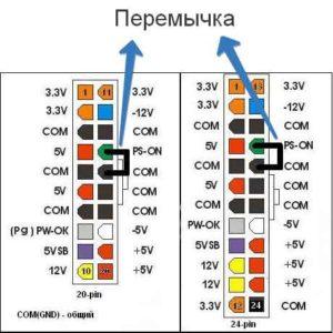 Как проверить блок питания компьютера-3