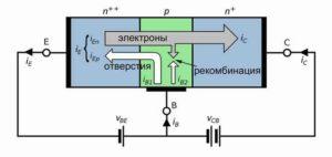 Как проверить мультиметром транзистор-7
