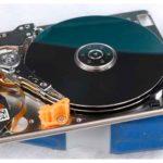 Как разобрать жесткий диск