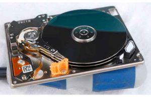 Как разобрать жесткий диск-1