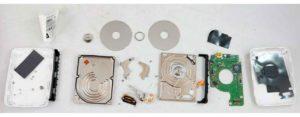 Как разобрать жесткий диск-4