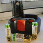 Как зарядить никель кадмиевый аккумулятор