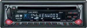 Cхема CD-ресиверов KENWOOD