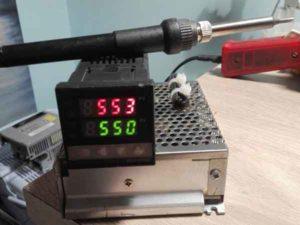 Ключ на полевом транзисторе-1