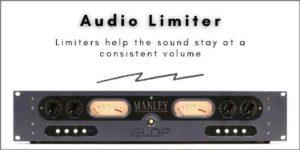 Что делает аудио лимитер