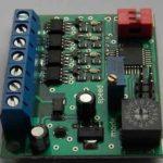 Многоуровневый контроллер светодиодов