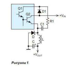 КПД преобразователя частоты-1