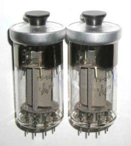 Схема лампового усилителя на ГУ-50-2